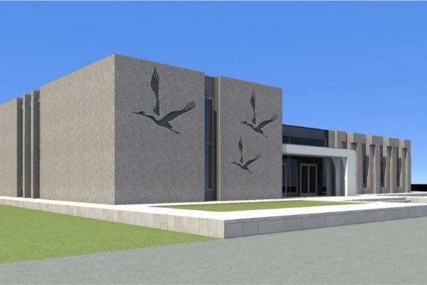 Городская администрация уже знает, как будет выглядеть крематорий в Новоалександровке, но почему-то не в курсе, что сейчас проводятся общественные обсуждения