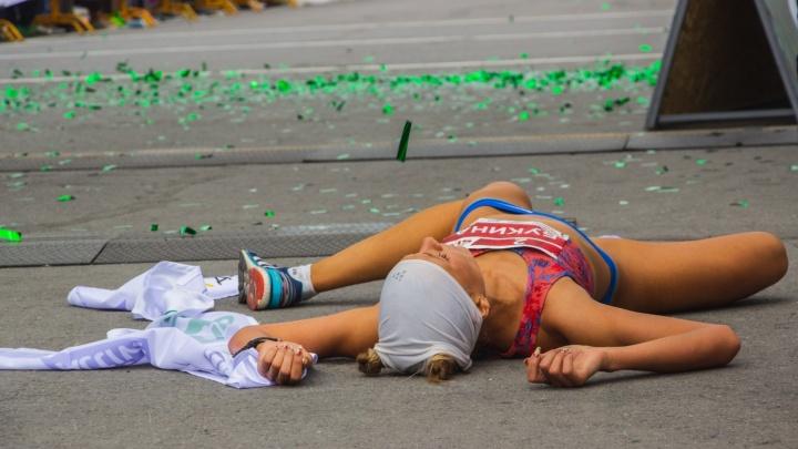 Ностальгируем по Сибирскому международному марафону: 10 фото с трассы SIM