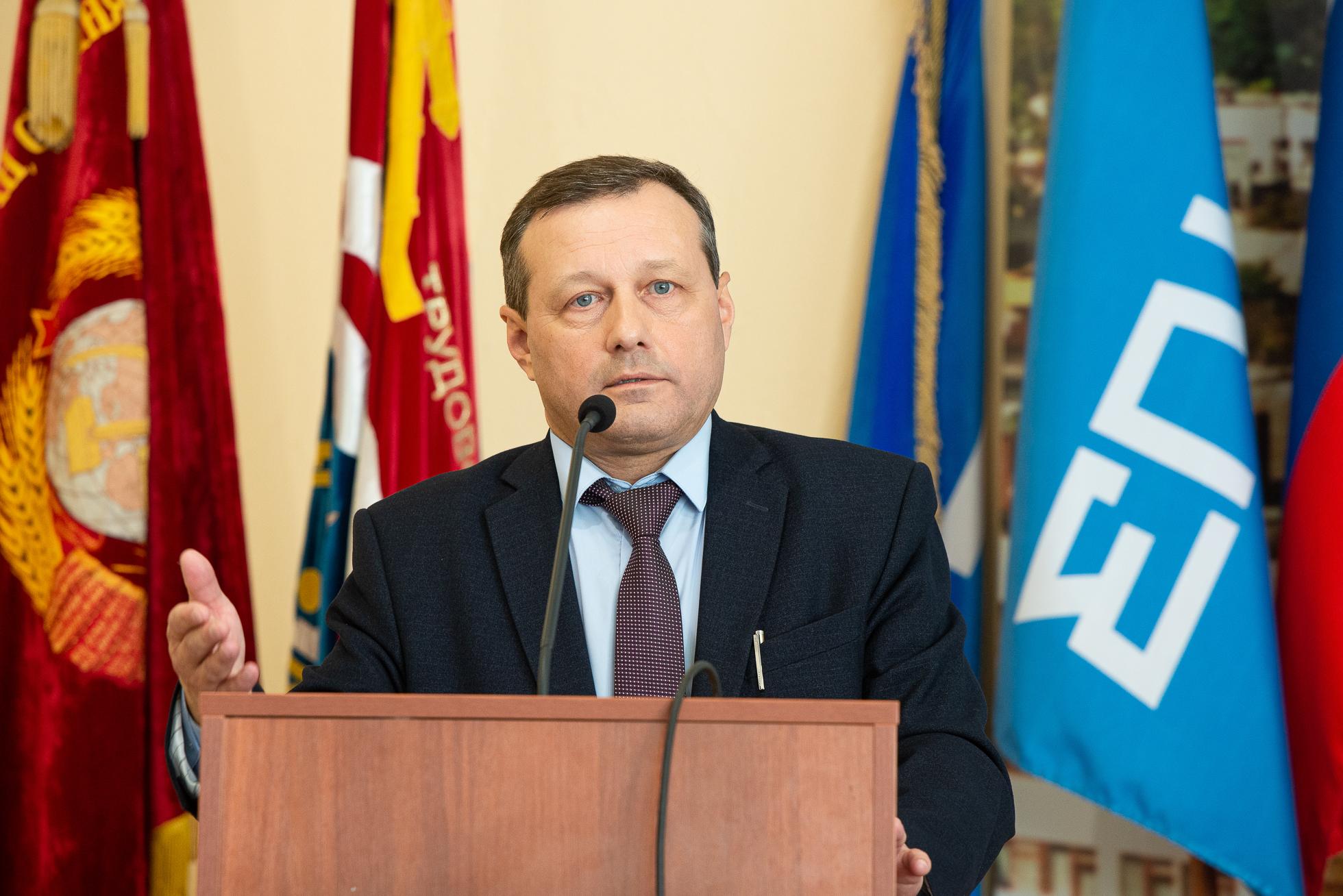 Генеральный директор АО «КУЛЗ» Вячеслав Русаков