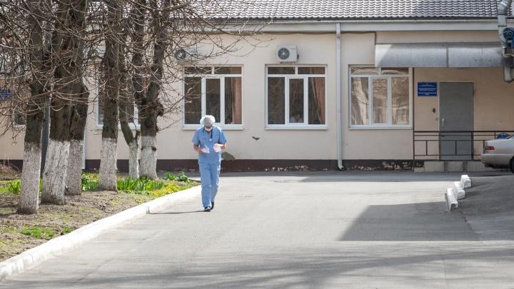 На Дону из-за коронавируса умерли еще 13 человек. Это суточный рекорд