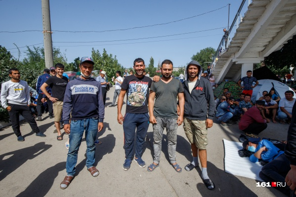 В Каменск прибудет около 800 граждан Узбекистана