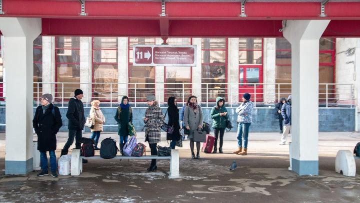 В Самаре закрыли автобусное сообщение с Азербайджаном и Казахстаном