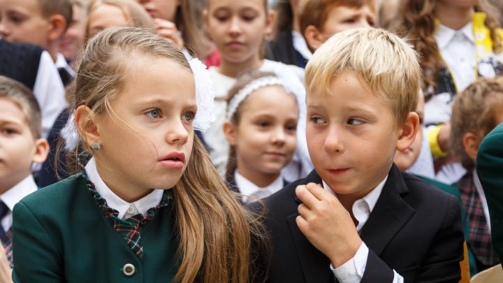 В Волгограде и области насчитали 479 тысяч детей