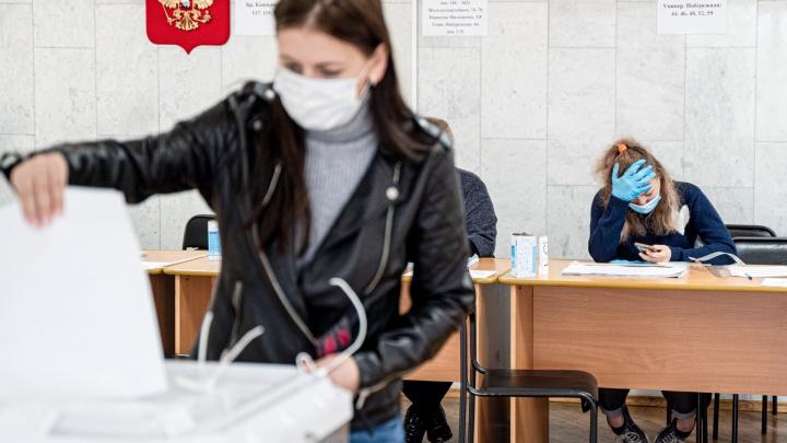 В Челябинской области закрылись избирательные участки. Начинается подсчёт голосов