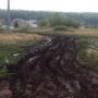 «Или опоздать, или запачкаться по самое не хочу»: жители поселка под Уфой потребовали дороги