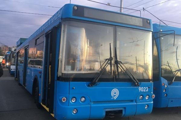 Благодаря дополнительному транспорту в городе может возобновиться один маршрут