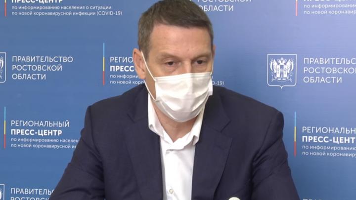 Главврач ростовской ЦГБ рассказал, сколько тяжелых пациентов с COVID-19 лежат в больнице