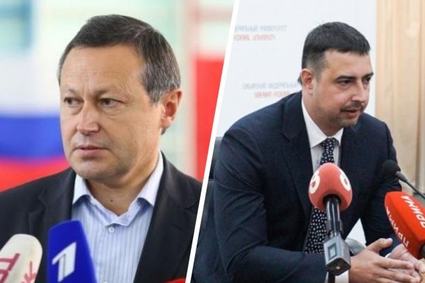 Эдхам Акбулатов и Максим Румянцев
