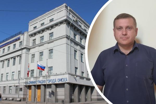 Денис Гребенюк работал в Минсельхозе и Минпроме