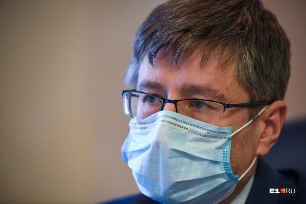 Главный санитарный врач Свердловской области ответил на самые важные вопросы, касающиеся пандемии