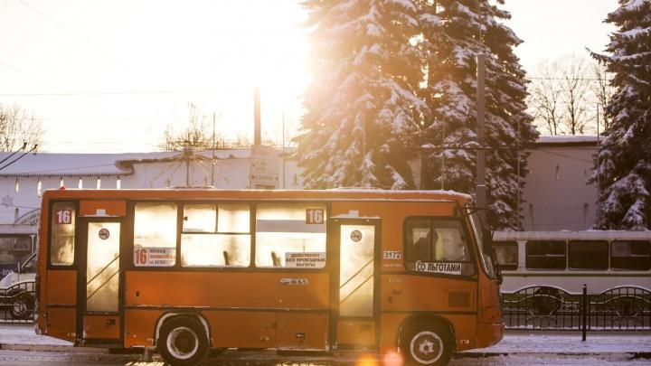 Ярославцам показали проект новой транспортной схемы: полный список автобусов и маршруток
