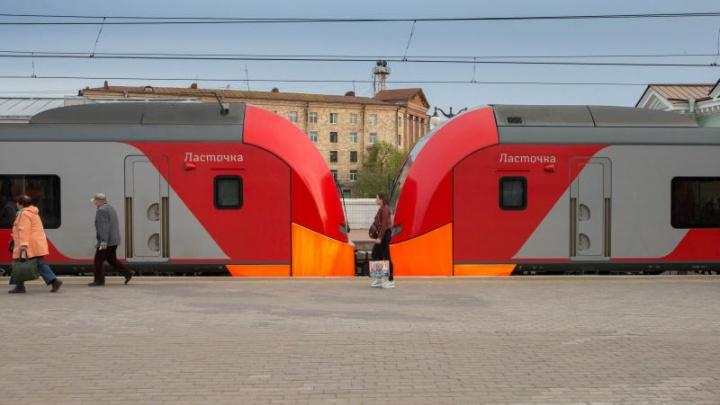 В РЖД рассказали, как будет ходить «Ласточка» Курган — Екатеринбург