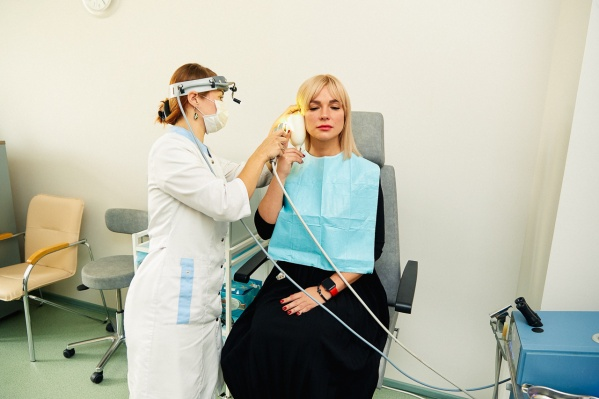 В клинике заботятся о спокойствии, безопасности и позитивном настрое пациентов