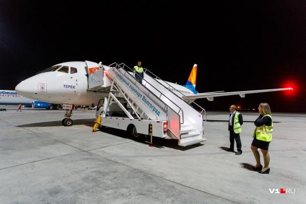 Возить пассажиров в Брянск будет авиакомпания «Азимут»