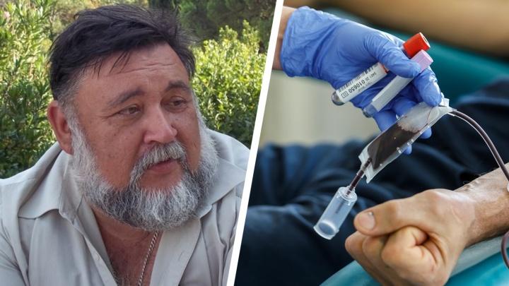 «Пока без улучшений»: волгоградцы спасают реаниматолога, попавшего на искусственную вентиляцию легких