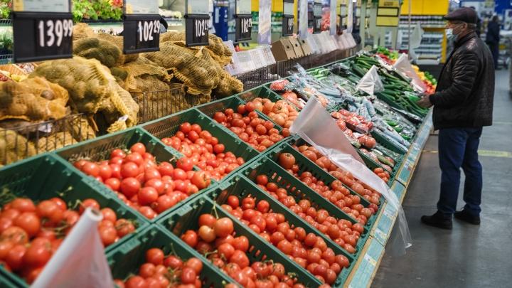 Сильный рост цен на продукты в Кузбассе контролирует лично правительство региона. Так сказал губернатор
