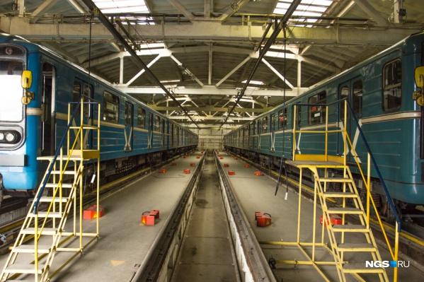 Если Первомайскую линию построят, то её будет обслуживать Ключ-Камышенское метродепо