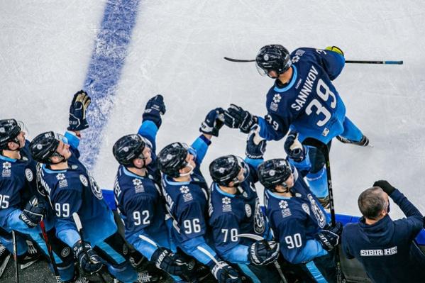 На днях хоккеисты вернулись с турнира в Магнитогорске