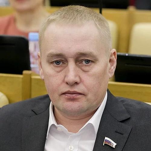 Депутат Государственной Думы Андрей Альшевских