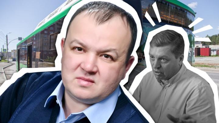 Бывший директор главного автобусного предприятия в Челябинске прокомментировал своё увольнение