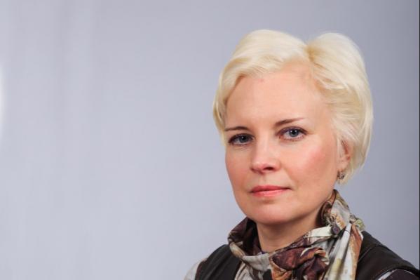 Чуть больше года Оксана Чупрова работает заведующей кафедры САФУ