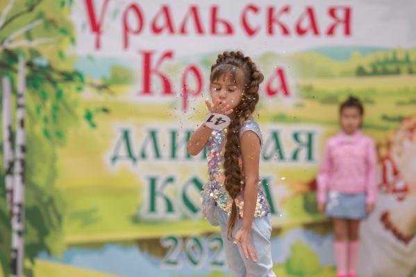 В конкурсе участвовали девочки и женщины от 3 до 50 лет