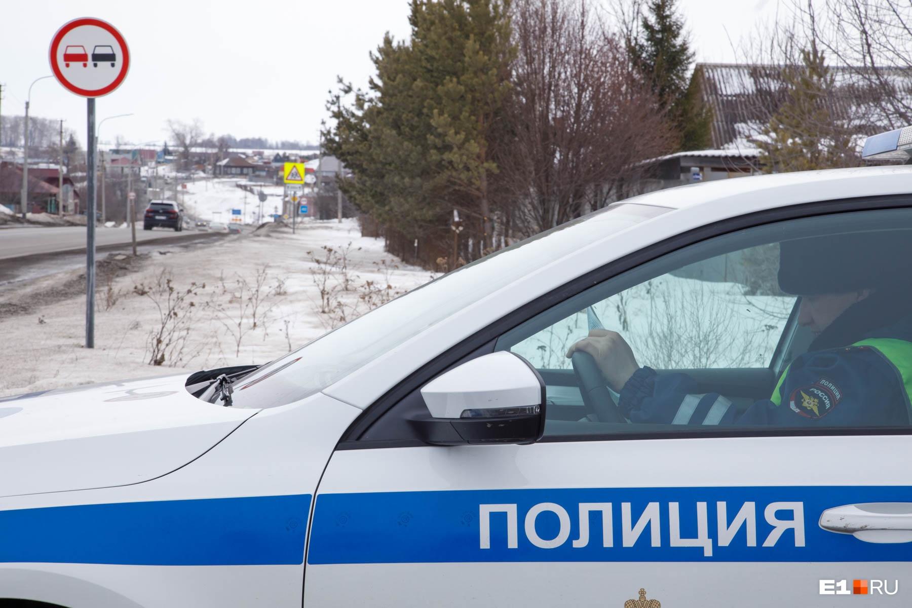 Автоинспекторы используют беспилотники на участках трасс, где запрещены обгоны