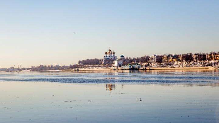 Третий мост через Волгу и новая окружная дорога: ярославцам показали стратегию развития города