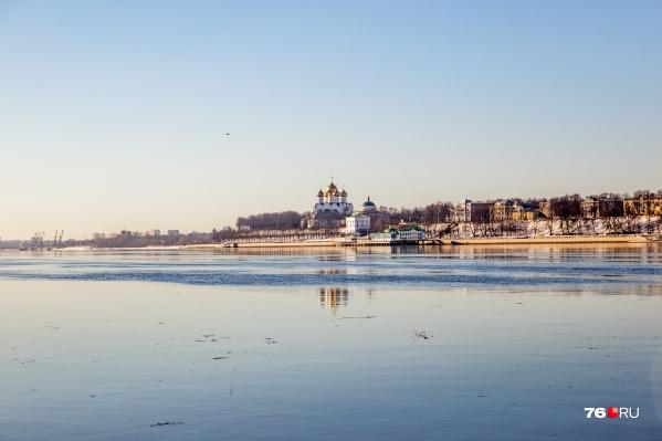 О планах по строительству третьего моста через Волгу в Ярославле речь идет несколько лет