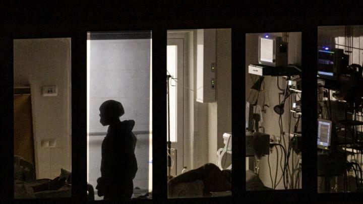 Печальный рекорд: в Новосибирской области зарегистрировано больше 35 тысяч заболевших коронавирусом