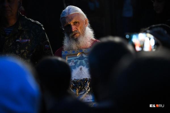 Сергия обвиняют в склонении несовершеннолетних к суициду