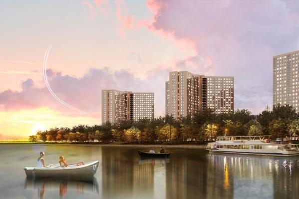 Тем более в городе много вариантов, из которых можно выбрать идеальную квартиру