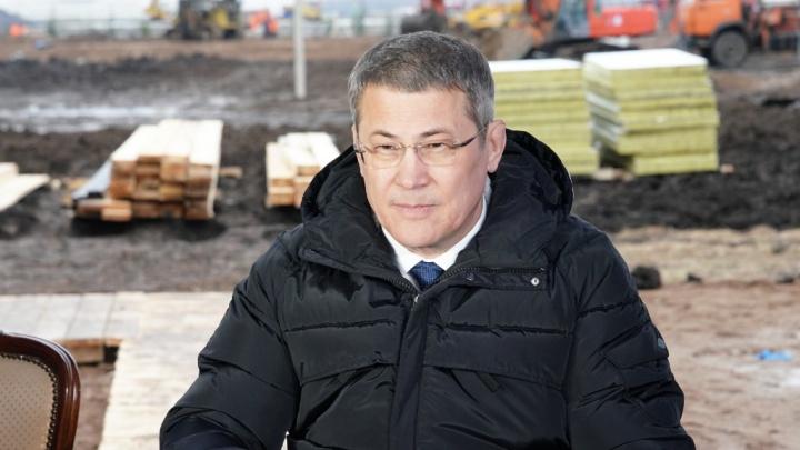 Радий Хабиров сообщил, что не собирается никуда переезжать из Башкирии