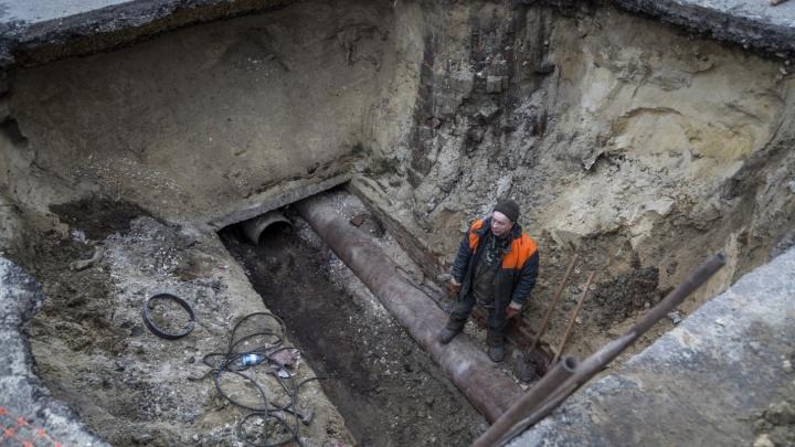 «В связи со сложившейся аварийной ситуацией»: в Ворошиловском районе Волгограда отключили воду