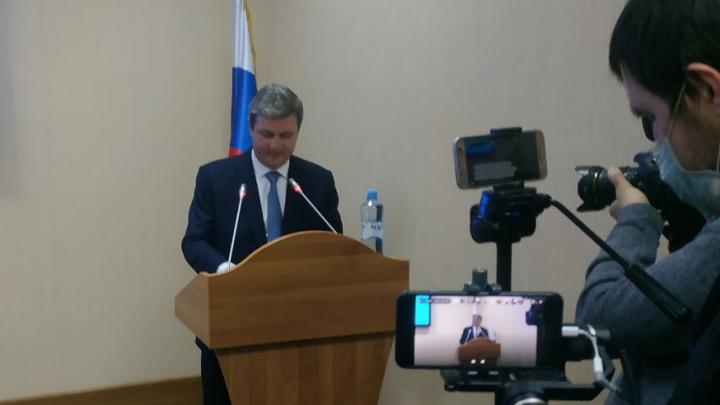Репортаж с назначения главы Архангельска: как депутаты выбрали Дмитрия Морева