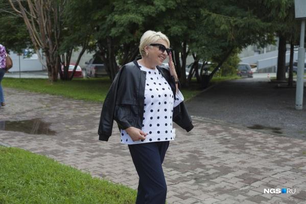 Татьяна Людмилина во второй раз заняла пост директора театра «Глобус» в августе 2020 года
