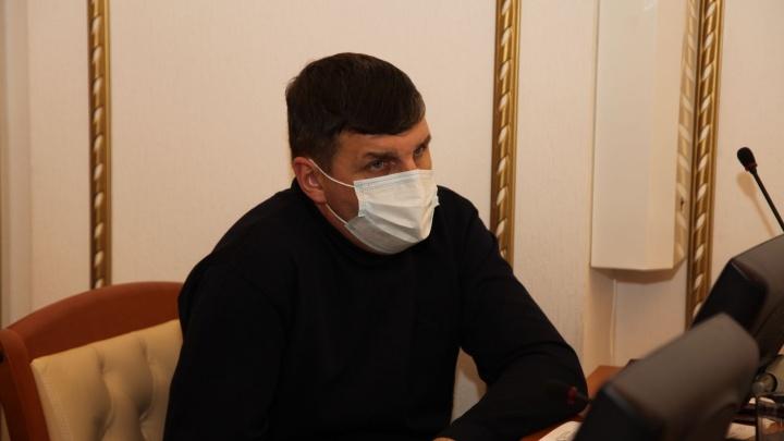 Зауральский депутат попросил Вадима Шумкова объявить 31 декабря выходным днем