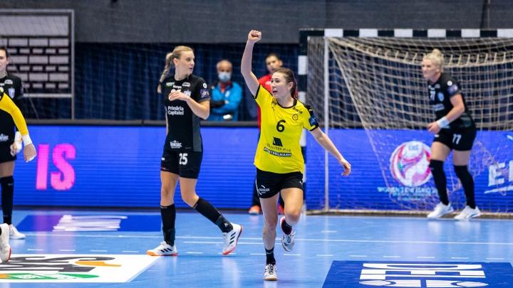 «Ростов-Дон» обыграл румынский «Бухарест» в Лиге чемпионов