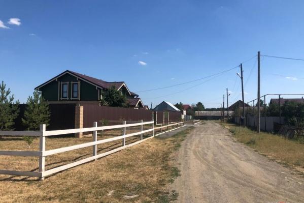 Жители села Печёнкино сидят без воды с начала июля