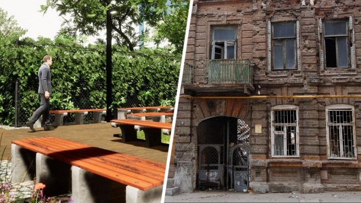 Снять с эшафота. Как и зачем спасают старинный дом Науменко, который должны снести в декабре
