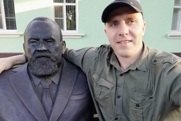 Сергей Арбузов — осужденный за оправдание терроризма житель Вологды