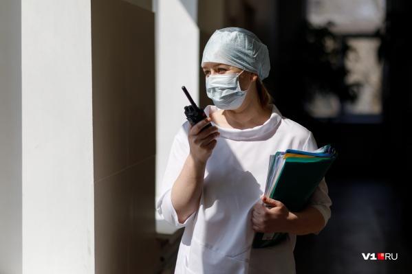 В больницах региона остаются 1297 человек