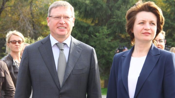 Три года: в администрации города подвели промежуточные итоги работы Оксаны Фадиной на посту мэра Омска