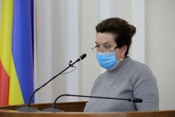 Глава Минздрава сказала, при каких условиях больного пневмонией могут направить в «ковидный» госпиталь
