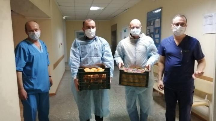 Волгоградские врачи отправились в Тамбовскую область для помощи пострадавшим в автобусе