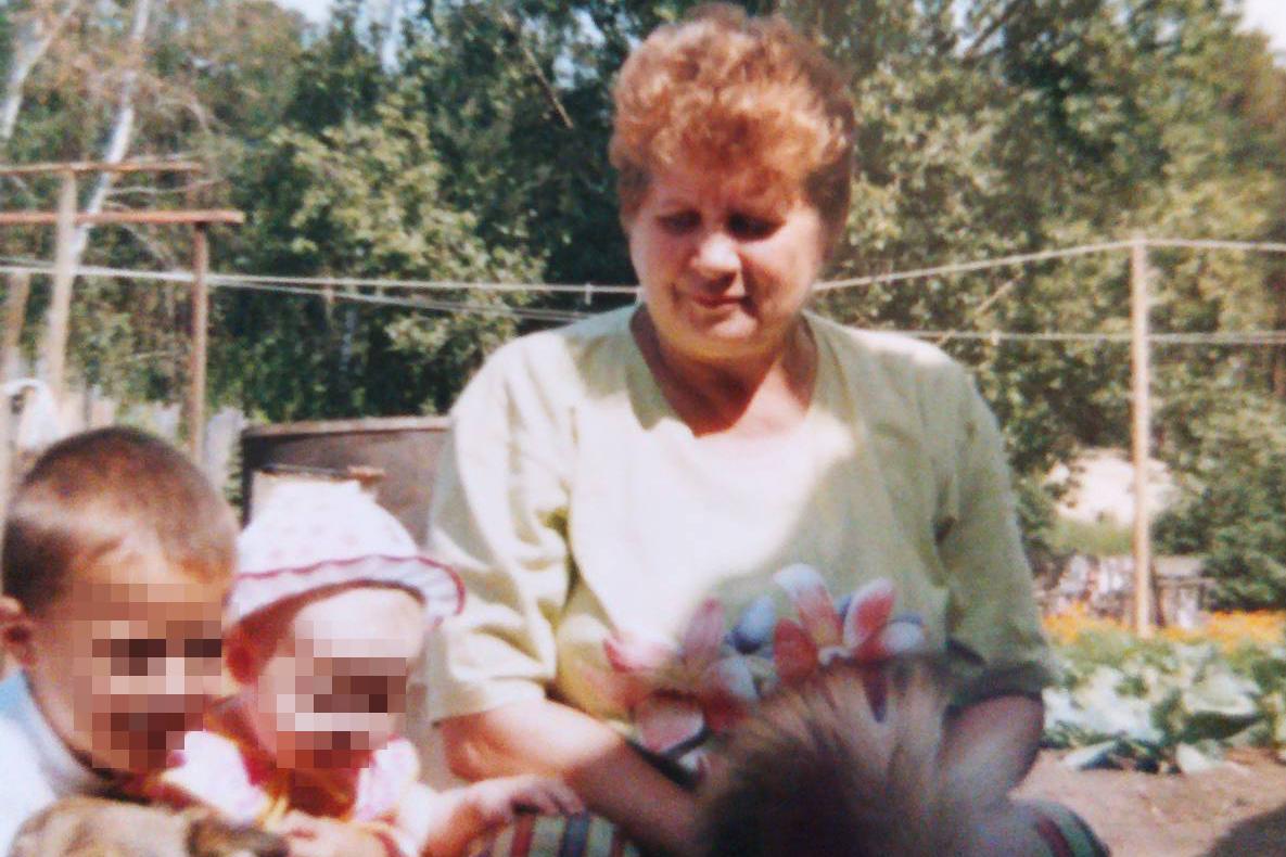 У Валентины остались двое детей и пятеро внуков