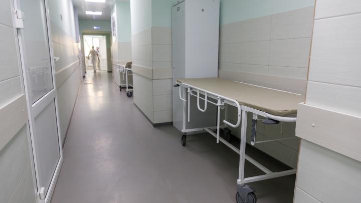 В Новосибирской области умерли двое мужчин с коронавирусом