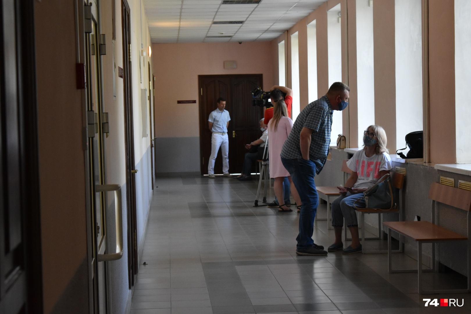 Супруги рассказали в суде, как помогали жене и внуку Косилова