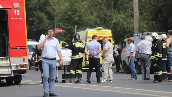 «Пожарный в тяжелом состоянии в реанимации»: уточненная информация по пострадавшим при взрыве на АЗС