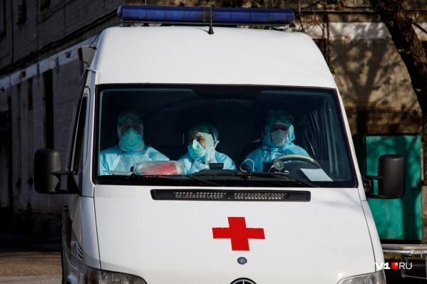 Коронавирусная инфекция не спешит уходить из Волгоградской области
